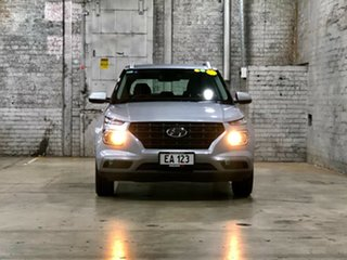 2021 Hyundai Venue QX.V3 MY21 Silver 6 Speed Automatic Wagon.