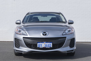 2012 Mazda 3 BL10F2 MY13 Neo Activematic Silver 5 Speed Sports Automatic Sedan.