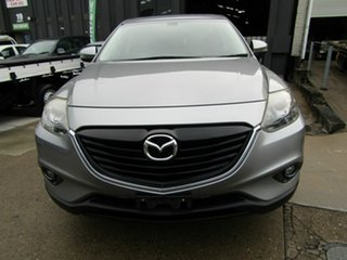 2013 Mazda CX-9 TB10A5 Luxury Activematic Grey 6 Speed Sports Automatic Wagon
