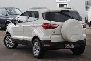2015 Ford Ecosport BK Titanium PwrShift White 6 Speed Sports Automatic Dual Clutch Wagon.