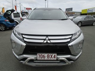 2018 Mitsubishi Eclipse Cross YA MY18 Exceed 2WD Silver 8 Speed Constant Variable Wagon