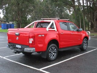 2019 Holden Colorado RG Turbo LTZ Absolute Red Automatic Utility.
