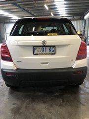 2016 Holden Trax TJ MY17 LS Summit White 6 Speed Automatic Wagon