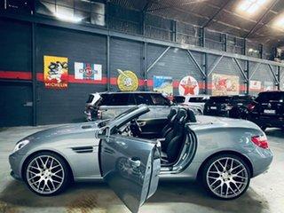 2012 Mercedes-Benz SLK-Class R172 SLK250 BlueEFFICIENCY 7G-Tronic + Grey 7 Speed Sports Automatic