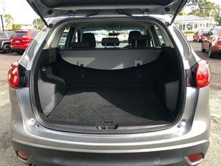 2012 Mazda CX-5 KE1071 Maxx SKYACTIV-MT Silver 6 Speed Manual Wagon