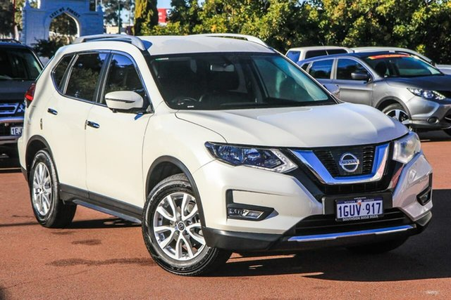 Used Nissan X-Trail T32 Series II ST-L X-tronic 2WD Cannington, 2019 Nissan X-Trail T32 Series II ST-L X-tronic 2WD White 7 Speed Constant Variable Wagon