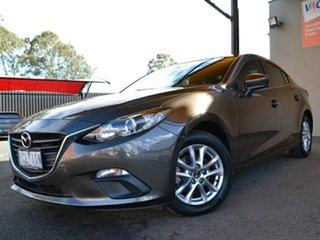 2014 Mazda 3 BM5278 Maxx SKYACTIV-Drive Grey 6 Speed Sports Automatic Sedan