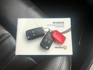 2016 Holden Cruze JH Series II MY16 Z-Series Red 5 Speed Manual Hatchback