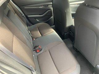 2021 Mazda 3 BP2H7A G20 SKYACTIV-Drive Evolve Jet Black 6 Speed Sports Automatic Hatchback
