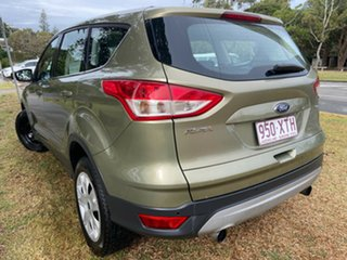 2014 Ford Kuga TF Ambiente AWD Gold 6 Speed Sports Automatic Wagon.