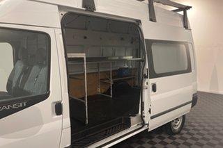 2012 Ford Transit VM MY13 350 High Roof Frozen White 6 speed Manual Van