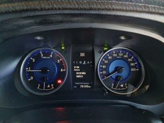 2017 Toyota Hilux GUN126R SR5 (4x4) Graphite 6 Speed Manual Dual Cab Utility
