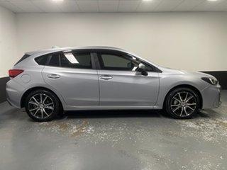 2018 Subaru Impreza G5 MY18 2.0i-L CVT AWD Silver 7 Speed Constant Variable Hatchback