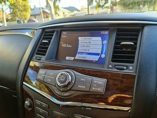 2015 Nissan Patrol Y62 TI-L Gun Metallic 7 Speed Sports Automatic Wagon