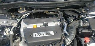 2014 Honda Accord Euro CU MY14 Grey 5 Speed Automatic Sedan