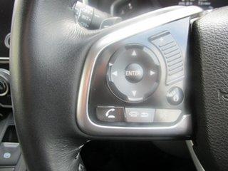 2018 Honda CR-V RW MY18 VTi-LX 4WD Red 1 Speed Constant Variable Wagon