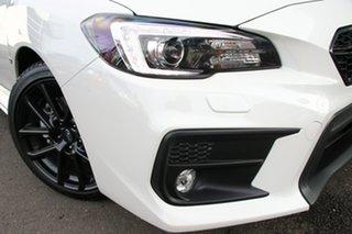 2020 Subaru WRX V1 MY21 Premium AWD Crystal White Pearl 6 Speed Manual Sedan.