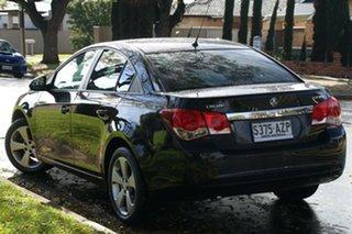 2013 Holden Cruze JH Series II MY14 Equipe Black 6 Speed Sports Automatic Sedan.