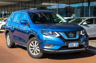 2020 Nissan X-Trail T32 Series III MY20 ST X-tronic 2WD Blue 7 Speed Constant Variable Wagon.