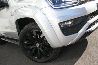 2020 Volkswagen Amarok 2H MY20 TDI580SE 4MOTION Perm Silver 8 Speed Automatic Utility.