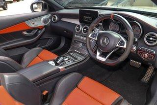 2017 Mercedes-Benz C-Class A205 807+057MY C63 AMG SPEEDSHIFT MCT S Diamond White 7 Speed