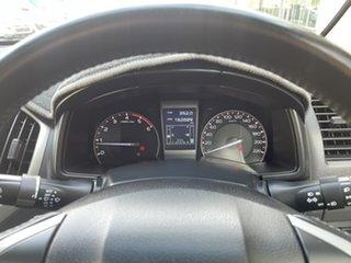 2013 Isuzu D-MAX MY12 LS-U Space Cab Black/170113 5 Speed Manual Utility