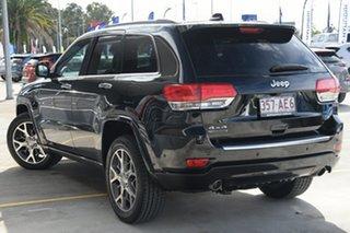 2020 Jeep Grand Cherokee WK MY20 Overland Diamond Black 8 Speed Sports Automatic Wagon.