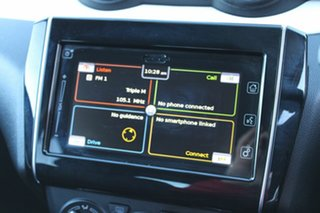 2018 Suzuki Swift AZ GL Navigator White 1 Speed Constant Variable Hatchback