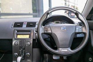 2009 Volvo V50 MY10 T5 R-Design Silver 5 Speed Sports Automatic Wagon