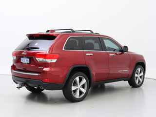 2015 Jeep Grand Cherokee WK MY15 Limited (4x4) Red 8 Speed Automatic Wagon