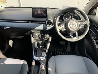 2021 Mazda 2 DL2SAA G15 SKYACTIV-Drive GT Soul Red Crystal 6 Speed Sports Automatic Sedan