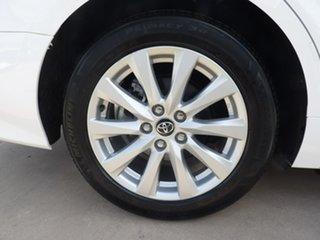 2018 Toyota Camry AXVH71R Ascent Glacier White 6 Speed Constant Variable Sedan Hybrid