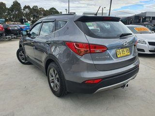 2012 Hyundai Santa Fe DM MY13 Active Silver, Chrome 6 Speed Sports Automatic Wagon.