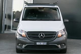 2018 Mercedes-Benz V-Class 447 V220 d 7G-Tronic + White 7 Speed Sports Automatic Wagon