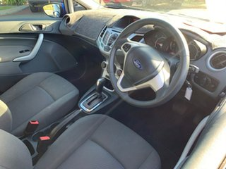 2012 Ford Fiesta WT LX Aurora Blue 6 Speed Automatic Hatchback