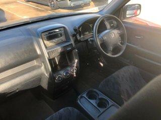 2006 Honda CR-V RD MY2006 Sport 4WD Grey 5 Speed Automatic Wagon