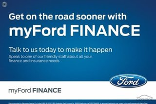 2010 Ford Falcon FG G6 50th Anniversary Silver 6 Speed Sports Automatic Sedan