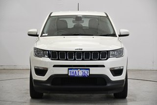 2018 Jeep Compass M6 MY18 Sport FWD Vocal White 6 Speed Manual Wagon.