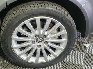 2011 Volkswagen Multivan T5 MY12 TDI400 DSG Highline Grey 7 Speed Sports Automatic Dual Clutch Wagon