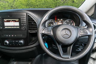 2018 Mercedes-Benz V-Class 447 V220 d 7G-Tronic + White 7 Speed Sports Automatic Wagon.