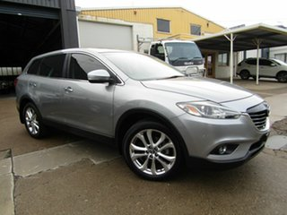 2013 Mazda CX-9 TB10A5 Luxury Activematic Grey 6 Speed Sports Automatic Wagon.