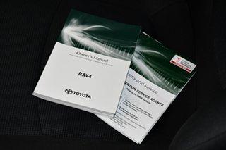 2020 Toyota RAV4 Axah52R GX 2WD Silver 6 Speed Constant Variable Wagon Hybrid