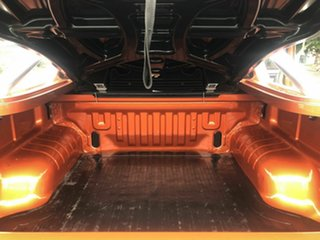 2013 Holden Colorado RG MY14 LTZ Crew Cab Orange 6 Speed Sports Automatic Utility