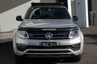 2020 Volkswagen Amarok 2H MY20 TDI580SE 4MOTION Perm Silver 8 Speed Automatic Utility