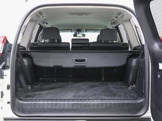 2015 Toyota Landcruiser Prado KDJ150R MY14 VX (4x4) White 5 Speed Sequential Auto Wagon