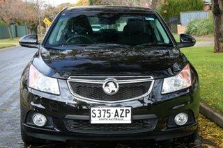 2013 Holden Cruze JH Series II MY14 Equipe Black 6 Speed Sports Automatic Sedan