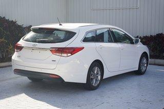 2017 Hyundai i40 VF4 Series II Active Tourer White 6 Speed Sports Automatic Wagon
