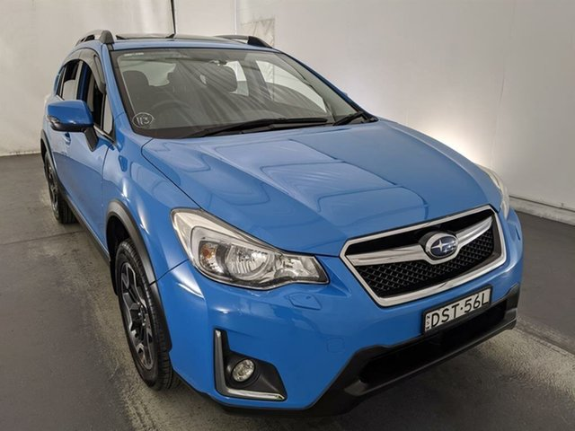 Used Subaru XV G4X MY16 2.0i-S Lineartronic AWD Maryville, 2016 Subaru XV G4X MY16 2.0i-S Lineartronic AWD Blue 6 Speed Constant Variable Wagon