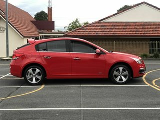 2016 Holden Cruze JH Series II MY16 Z-Series Red 5 Speed Manual Hatchback.