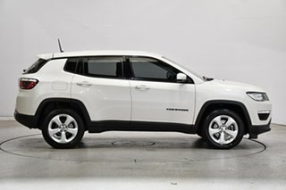 2018 Jeep Compass M6 MY18 Sport FWD Vocal White 6 Speed Manual Wagon